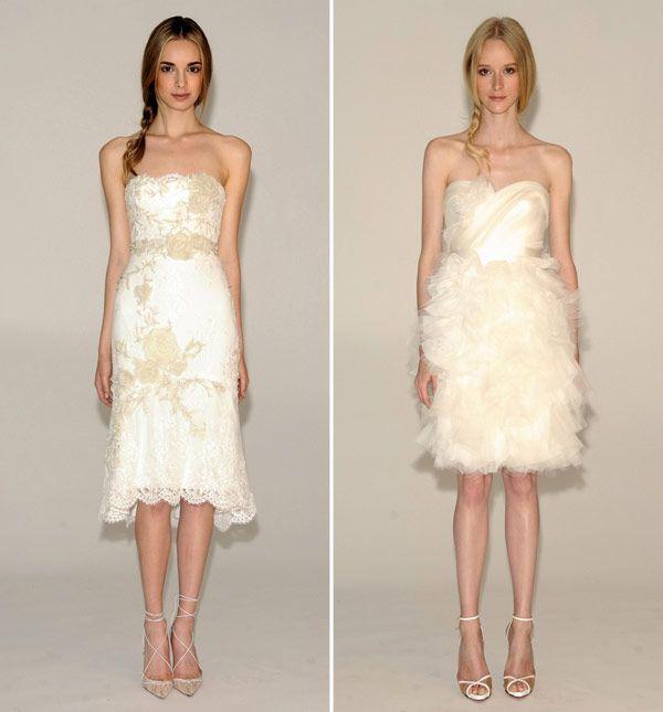 Vestidos de noiva Marchesa – fall 2014