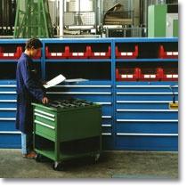 Gli scaffali industriali Fami Storage Systems sono la soluzione adeguata ad ogni tipo di problematica legata allo stoccaggio di materiale