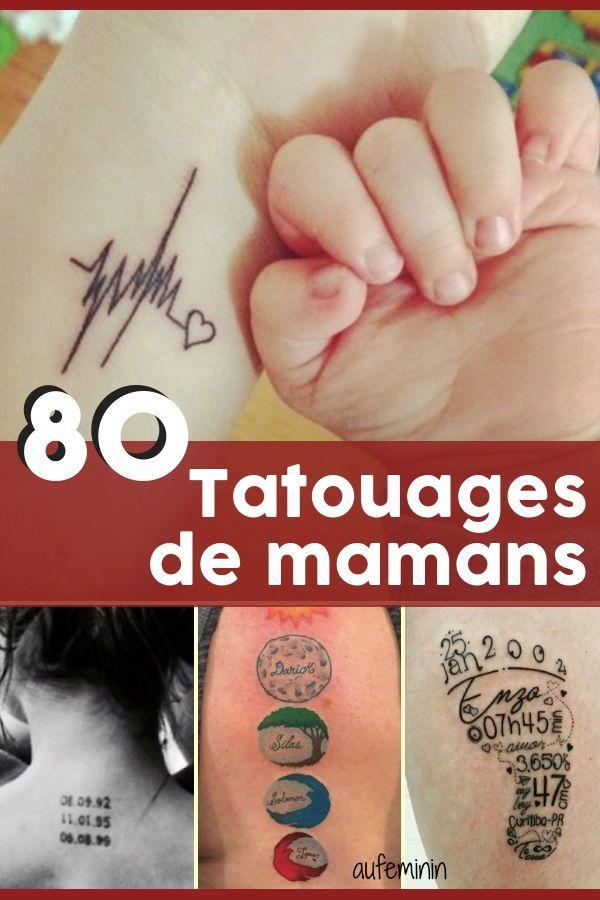 80 tatouages de mamans qui ont leur bébé dans la peau | Tatouages | Tatouage maman, Tatouage et ...