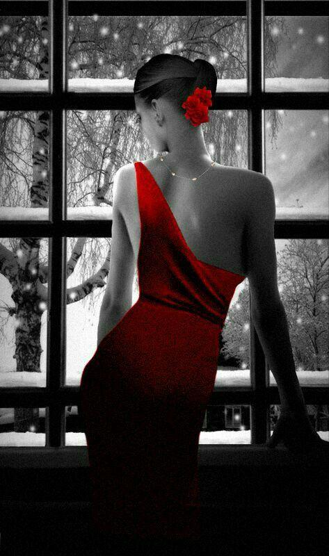 как сделать черно красное фото билан тех артистов-мужчин