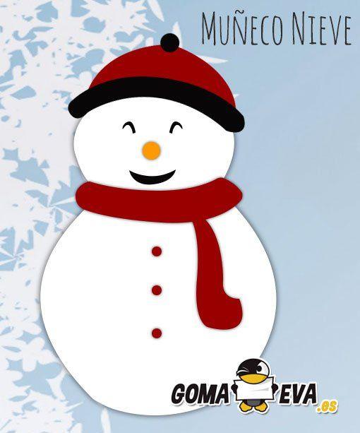 http://www.goma-eva.es/muneco-de-nieve-de-goma-eva/