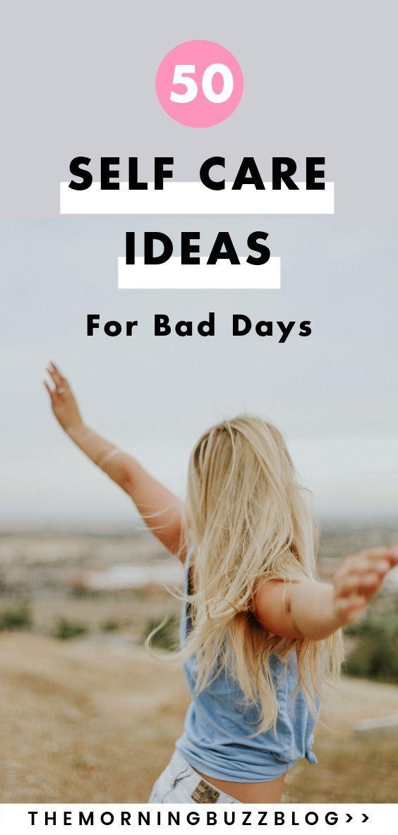 50 Self-Care-Ideen zur Verbesserung Ihrer psychischen Gesundheit, wenn das Leben schwierig wird. Liebe …   – Personal Growth