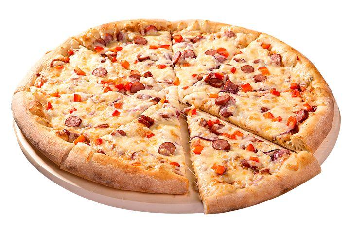 Барбекю по-болгарски 30см за 340р. - доставка пиццы в Магнитогорске из ресторана…
