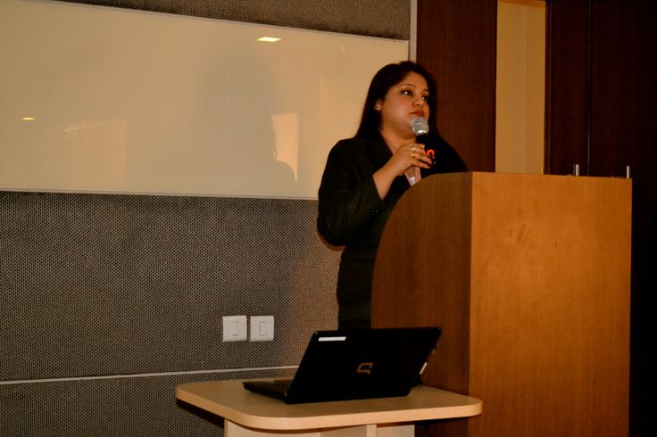 Ms. Khushboo Singh - Vice President, INLEAD
