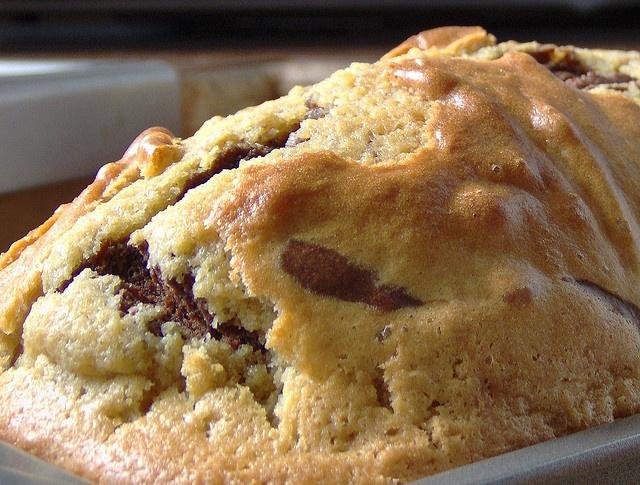 Chocolate Marble Pound Cake | yummy looking stuff I want to make | Pi ...