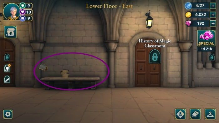 How To Get Free Energy In The Harry Potter Mystery Game Mystery Games Harry Potter Games Hogwarts Mystery