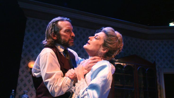 "Gaslight at Blue Bridge Repertory Theatre in Victoria BC. October 21-November 2, 2014. A review.  ""an intense game of cat-and-mouse that will have you perched on the edge of your seat"" http://janislacouvee.com/gaslight-blue-bridge-theatre-october-21-november-2-2014-review/"