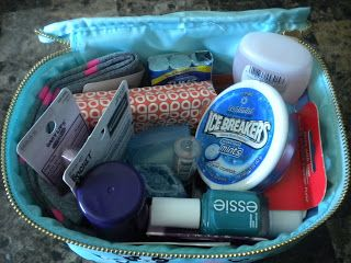 Lifestyle. Diaries. Anything and Everything. : Teenage Girl Car Emergency Kit Gift