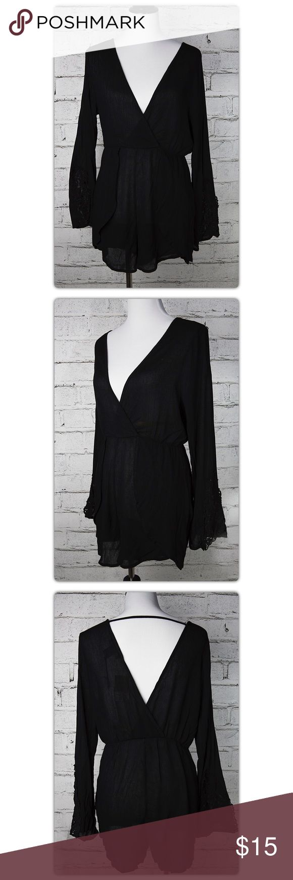 Black Romper..from Ross stores 100 % Rayon see you monday Other