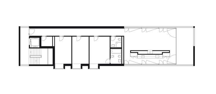 Residential Building In Cureglia / Stefano Moor + Bonetti e Bonetti Architetti