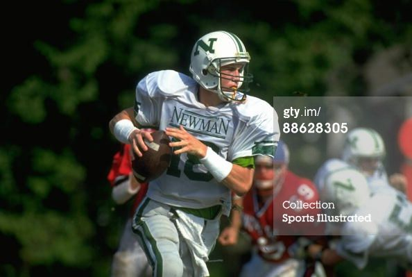 Isidore Newman School | Isidore Newman School QB Peyton Manning In Action. I wish I knew about this school when my son was younger.  He would have loved it!