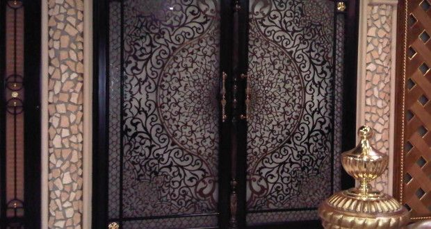 ابواب حديد فخمة بتصميمات عالمية ميكساتك Iron Door Design Entrance Door Design House Gate Design