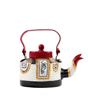 Kettles - Rangrage : Your Hand-Painted Lifestyle #handpainted #art #kettles #onlineshopping