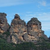 Sunshine Coast Caravan Hire - The Three Sisters NSW