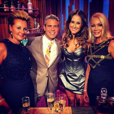 VIDEO: Jackie Gillies, Chyka Keebaugh And Janet Roach Tell All On WWHL Mini Reunion Special!