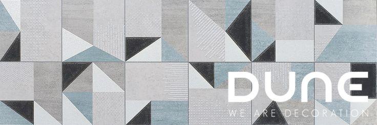 TANGRAM – 29,5x90,1cm - Con las formas de este antiguo juego Chino, Tangram es un patchwork de inspiración textil, con gran variedad de matices y texturas. #duneceramica#diseño#calidad#diferenciacion #creatividad#innovacion#tendencia#moda#decoracion #design#quality#differentiation#creativity#innovation #trend#fashion#decorationwww.dune.es/...