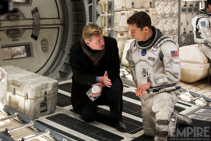 Interstellar (2014) - Brand New 'Interstellar' Images, Excitement Reaches All-Time High