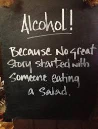 alcohol bars | Funny Man Walks Into a Bar Joke - Alcohol, because no great story ...