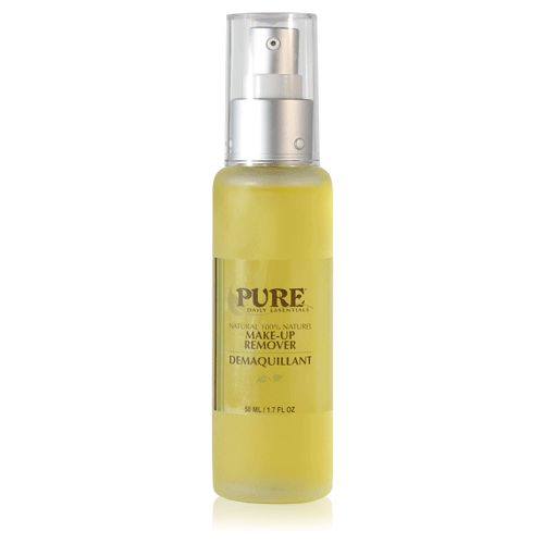 Make-Up Remover - Remove all traces of eye shadow, eyeliner and mascara with this gentle natural eye make up remover but also use it as a dual cleanser for the rest of your face.   - See more at: http://www.puredailyessentials.com/facial/make-up-remover.html