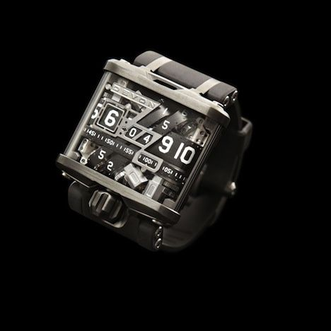 Neat watch! (but ridiculous price!)