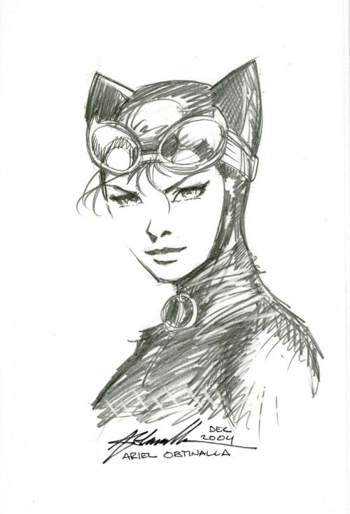 CatwomanComics Art, Superhero Sketches, Comics Book, Catwoman By Gemwolf, Art Prints, Egyptian Catwoman, Catwoman Dc, Catwoman Sketches, Catwoman Pics