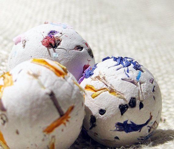 Seeds Bombs Balls 30 Forget Me Not Grab Bag Handmade organic flower Gardening Wedding favor Gifts