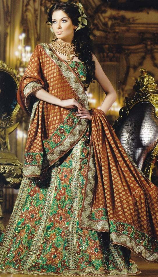 "Bridal Saree Designs - Fashion Designer"""