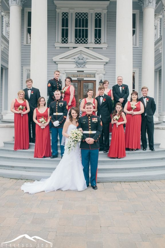 east coast wedding and elopement photographer Mercedes Snow, ideas for military wedding, marine wedding