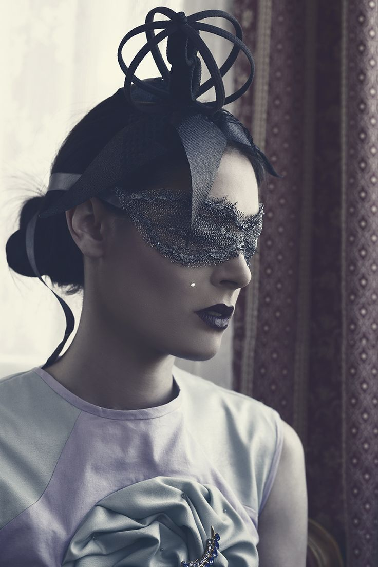 Antoinnette Photoshooting Fashion & Accessory Designer: Despotnia Photographer: Lia Termatzidou MUA: Ioanna Betsi Model: Kirsten Kanella