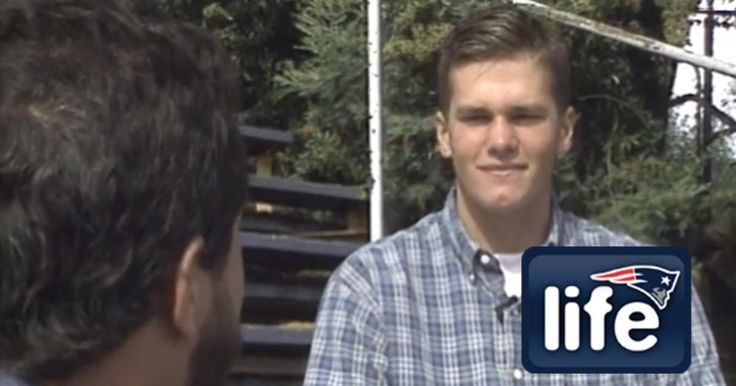 Tom Brady's high school shares an awesome, prophetic 1994 interview.