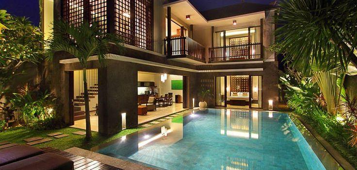 Comfy 3 bedroom villa. Design by Me/_Dodi Nug