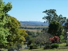 Great block to build your new home, most likely the best available vacant block with views in Kyogle.