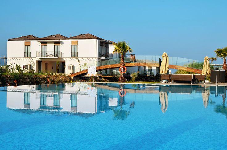 Jiva Beach Hotel at Fethiye in Turkey