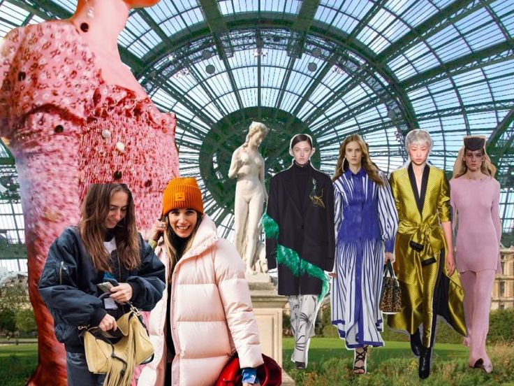 Review: Fashion Week Paris Fall/Winter 2018/2019 - hey woman!