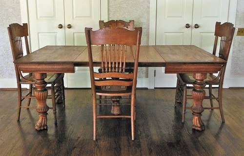 19 Best Images About Amish Pressback Chairs On Pinterest