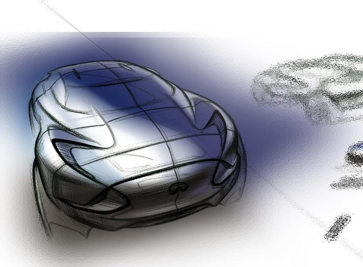 Infiniti project sketch #infiniti #concept #project #carsketch #cardesign #autodesign #transportation