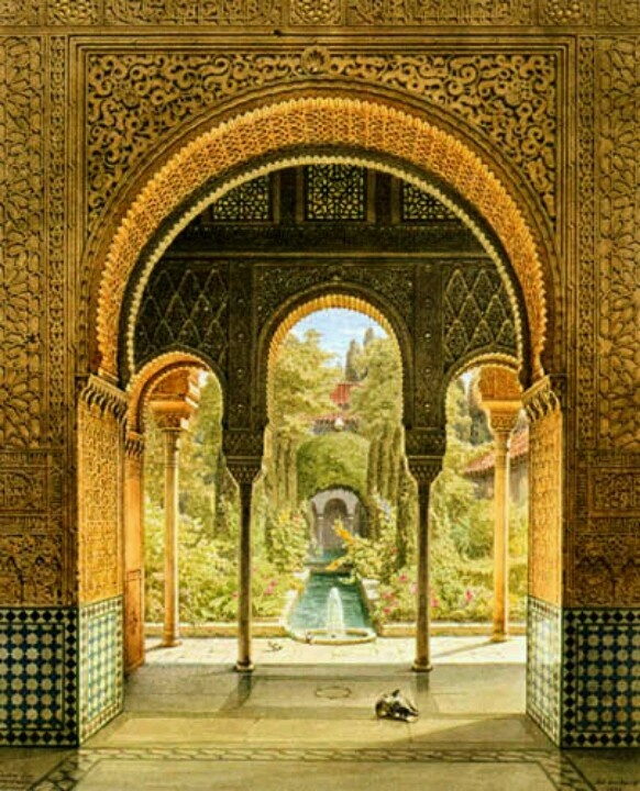 This is so beautiful!!  Dorne, the water gardens