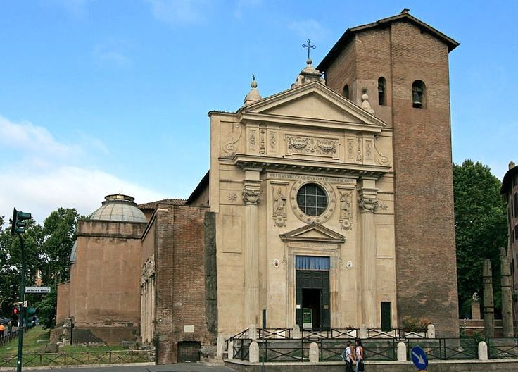 San Nicola in Carcere a church in Rome