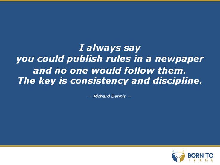 Richard Dennis Quote 00007