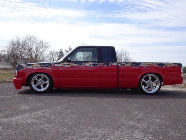 1992 Custom Chevy S-10 Low Miles Other Pickups Lowered for sale ...