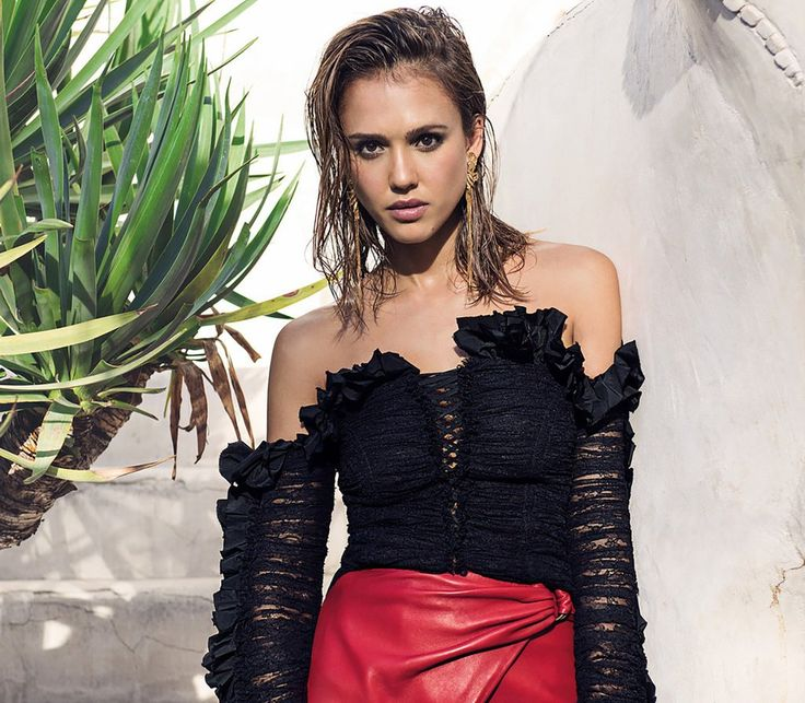 Pin by Heather Sidebottom on Hair & makeup | Jessica alba