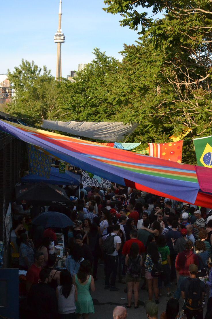 Uma Nota Block Party Toronto