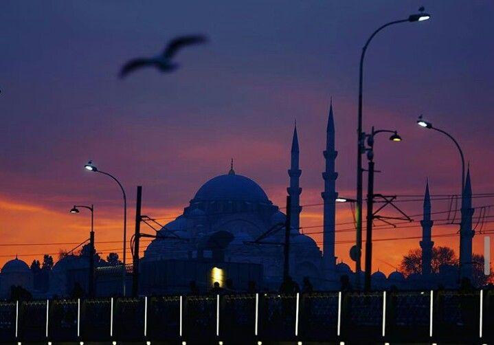 Süleymaniye Cami-İSTANBUL