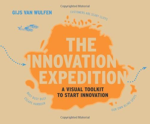 The Innovation Expedition : A Visual Toolkit to Start Innovation | 151.57 WAL