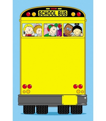 School Bus Notepad - Carson Dellosa Publishing Education Supplies  #CDWishList