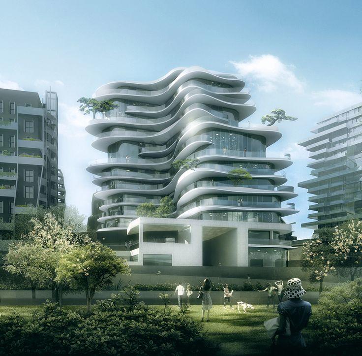 El primer edificio de MAD en Europa - Arquitectura Viva · Revistas de Arquitectura