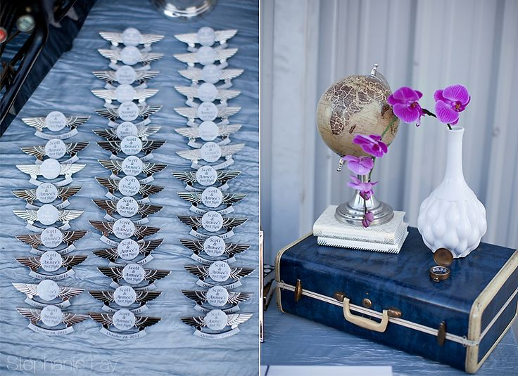 where can i get about 250 WINGS?  Airplane themed wedding - totally thought of something like this!