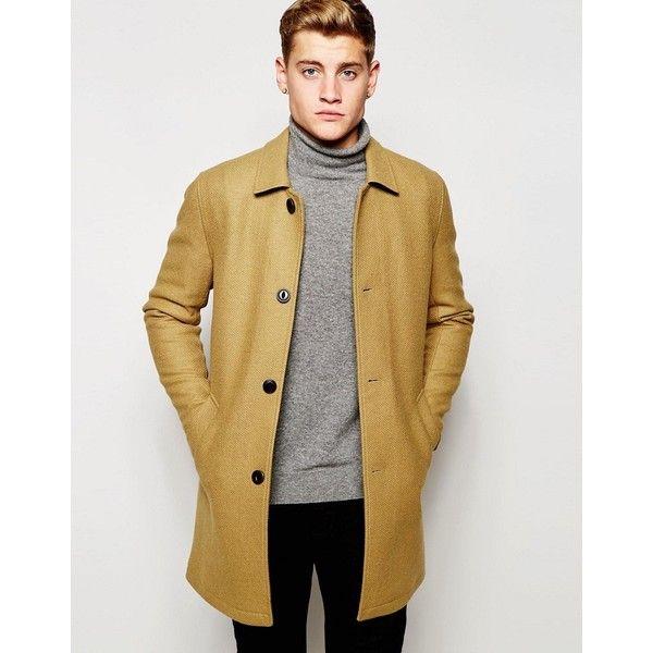 Best 20  Mens wool overcoat ideas on Pinterest | Mens coats sale ...
