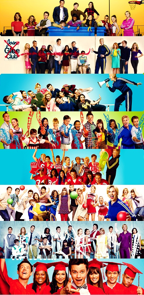 29. Post your Favorite Glee Picture: This one was hard!!! I love them all!!!!