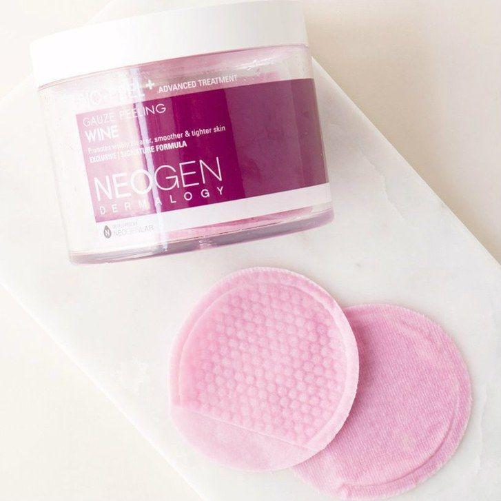 Neogen Bio-Peel Gauze Peeling Wine  #beautyproducts #skincareproducts #skincare #koreanbeauty #kbeauty #koreanskincare